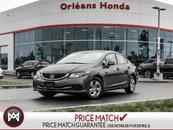 Honda Civic Sdn LX SEDAN AUTOMATIC- WARRANTY TO 160
