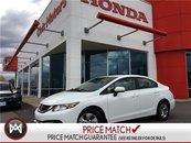 Honda Civic Sedan LX - HEATED SEATS