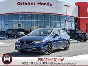 Honda Civic EX SUNROOF BACK UP CAMERA 2014