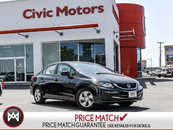 2014 Honda Civic Sedan LX - HEATD SEATS