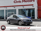 2014 Honda Civic Sedan LX - HEATED SEATS