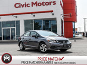 2014 Honda Civic Sedan LX- BLUETOOTH