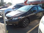 2014 Honda Civic Sedan TOURNING* EXTENDED WARRANTY! NAVI! LANE WATCH CAM!