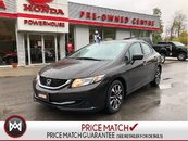 2014 Honda Civic Sedan EX* SUNROOF! BACK UP CAM! PUSH BUTTON START!