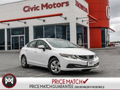 Honda Civic Sedan LX - BACK UP CAMERA