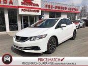 2015 Honda Civic Sedan EX*SUNROOF! HEATED SEATS! BACK-UP CAM!