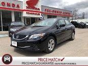 2015 Honda Civic Sedan LX! BACK UP CAM! BLUETOOTH!