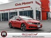 Honda Civic Sedan SI - NAVIGATION