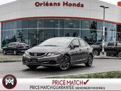 Honda Civic Sedan EX-AUTO SUNROOF ALLOYS - EXTENDED WARRANTY TO 200K 2015
