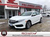 2016 Honda Civic Sedan LX* BACK UP CAMERA! HEATED SEATS