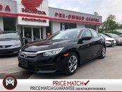Honda Civic Sedan LX *BACK UP CAMERA! APPLE CAR PLAY! LIKE NEW! 2016