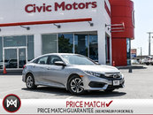 2016 Honda Civic Sedan LX - ANDROID AUTO/APPLE CARPLAY