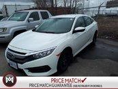 2017 Honda Civic Sedan LX* BACK UP CAM! BLUETOOTH! APPLECAR PLAY!