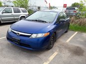 Honda Civic DX-G ***AS Traded*** 2007