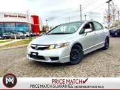 2010 Honda Civic Sport Automatic Sedan -Sold as is 2 Sets OF Tires