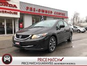 2014 Honda Civic EX* Back UP CAM! Push Button Start!