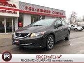 Honda Civic EX* Back UP CAM! Push Button Start! 2014