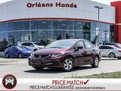 Honda Civic LX- AUTO -REMOTE START -LOCAL TRADE ONE OWNER 2015