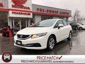 Honda Civic LX* Back-UP CAM! Bluetooth! Heated Seats! 2015