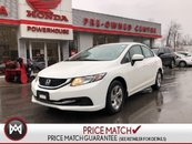Honda Civic LX* Back-UP CAM! Bluetooth! Heated Seats! 2015