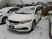 Honda Civic LX* Back-UP CAM! Bluetooth! Traction Control! 2015