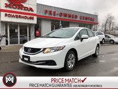 2015 Honda Civic LX* Back-UP CAM! Bluetooth! Traction Control!