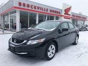 2015 Honda Civic LX* Extended Warranty! Back-UP Camera!
