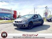 2015 Honda Civic Touring -Honda Preowned Certified