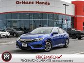 2016 Honda Civic LX BACK UP CAMERA HEATED SEATS
