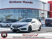2016 Honda Civic LX- Auto Honda Plus Warranty TO 100