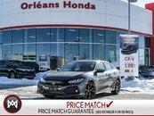2017 Honda Civic Sport HB Manual - one Owner Clean Carproof