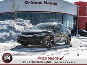 2017 Honda Civic Touring-Loaded Leather