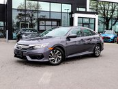 2017 Honda Civic Sedan EX CVT HS