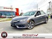 2018 Honda Civic SE LOW Mileage Sport Edition