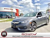 Honda Civic EX-T -Turbo With Honda Sensing 2018