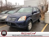 2006 Honda CR-V EX-L ***AS Traded***