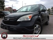 2009 Honda CR-V LX  LOW KMS  AUX  ADJUSTABLE ARMRESTS  AWD