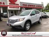2014 Honda CR-V LX* BACK UP CAM! BLUETOOTH! HEATED SEATS!