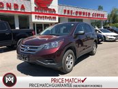 2014 Honda CR-V LX* AWD! BACK-UP CAM! BLUETOOTH! A/C!!!