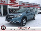 2015 Honda CR-V EX-L***AWD!!!BACK-UP CAM