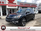 2015 Honda CR-V TOURING*LIKE NEW! LOW KM'S! CLEAN! IMPRESSIVE!