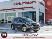 2015 Honda CR-V EX-L - Leather