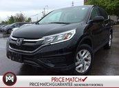 Honda CR-V SE  HEATED SEATS  PUSH BUTTON START  REAR CAM  BLU 2015