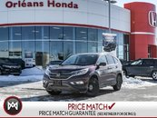 2016 Honda CR-V EX-L-Leather Heated Seats Sunroof ONE Owner