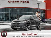 Honda CR-V Touring- Extended Warranty AND Loaded 2017