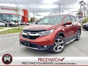 2017 Honda CR-V EX-L-Leather Heated Seats Sunroof ONE Owner