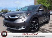Honda CR-V Touring  NAVI  HEATED SEATS  LEATHER  REAR CAM  SU 2018