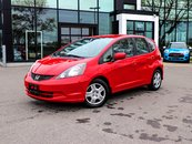 2014 Honda Fit LX 5AT