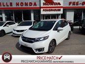 2015 Honda Fit EX! WARRANTY! SUNROOF! HATCHBACK!