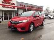 Honda Fit LX* Back-UP CAM! Bluetooth! Traction Control! 2015
